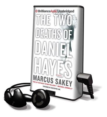 The Two Deaths of Daniel Hayes [With Earbuds] (Playaway Adult Fiction) Cover Image