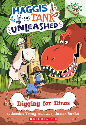 Digging for Dinos Cover