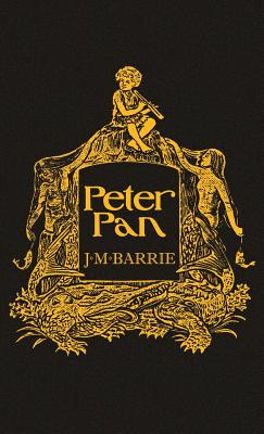 Peter Pan: With the Original 1911 Illustrations Cover Image