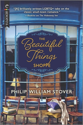 The Beautiful Things Shoppe: A Gay Small Town Romance Cover Image