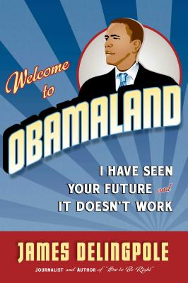 Welcome to Obamaland Cover