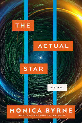 The Actual Star: A Novel Cover Image