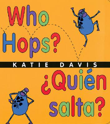 Who Hops?/Quien Salta? Cover