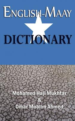 English-Maay Dictionary Cover Image