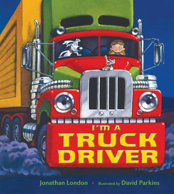 I'm a Truck Driver Cover