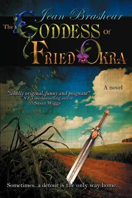 The Goddess of Fried Okra Cover