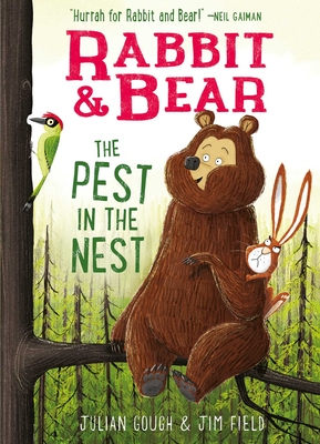 Rabbit & Bear: The Pest in the Nest Cover Image