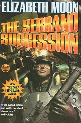 Cover for The Serrano Succession (Herris Serrano)