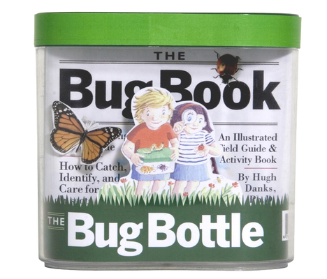 The Bug Book and Bug Bottle Cover Image