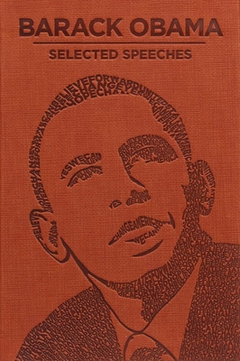 Barack Obama Selected Speeches (Word Cloud Classics) Cover Image