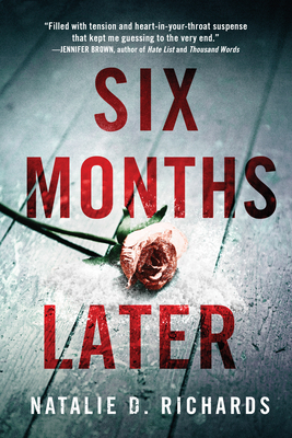 Six Months Later Cover Image