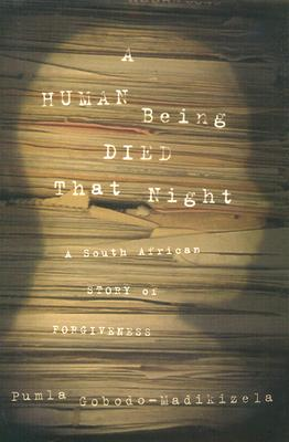 A Human Being Died That Night Cover