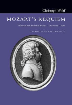 Cover for Mozart's Requiem