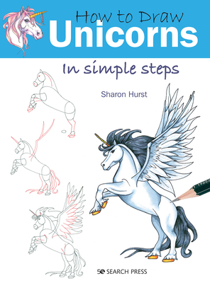 How to Draw Unicorns in Simple Steps Cover Image