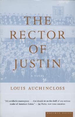 The Rector of Justin: A Novel Cover Image
