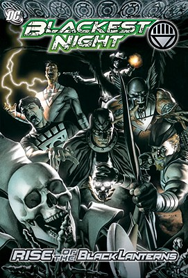 Blackest Night Cover