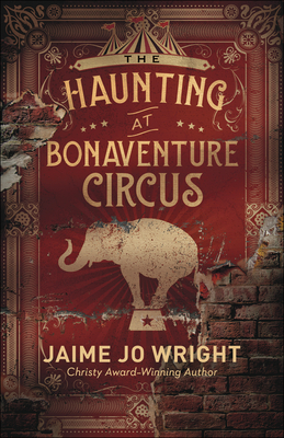 Cover for The Haunting at Bonaventure Circus