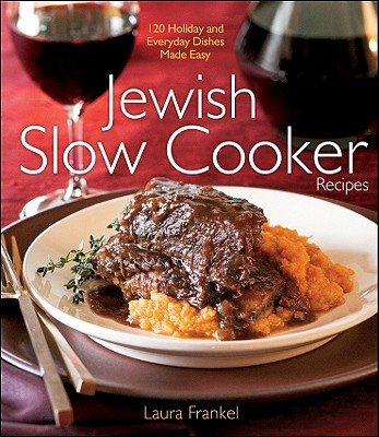 Jewish Slow Cooker Recipes Cover