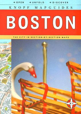Knopf Mapguides Boston Cover