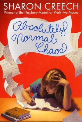 Absolutely Normal Chaos Cover