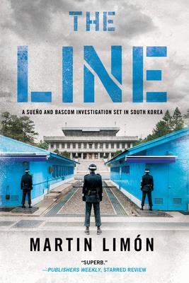 The Line (A Sergeants Sueño and Bascom Novel #13) Cover Image