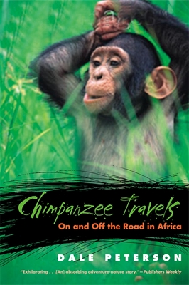 Chimpanzee Travels Cover