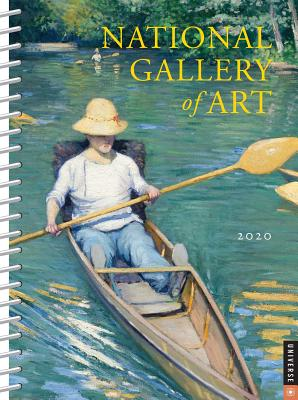 National Gallery of Art 2020 Engagement Calendar Cover Image