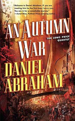 Cover for An Autumn War