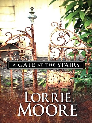 Cover for A Gate at the Stairs