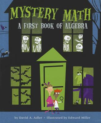 Mystery Math Cover