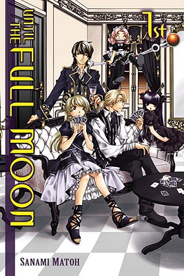 Until the Full Moon 1 Cover