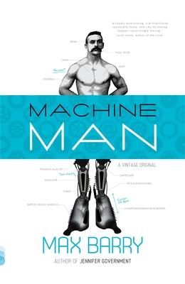 Machine Man Cover Image