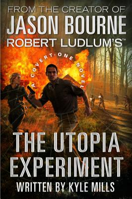 Robert Ludlum's (TM) the Utopia Experiment Cover