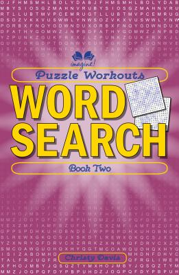 Puzzle Workouts: Word Search (Book Two) Cover Image