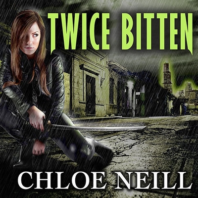 Cover for Twice Bitten