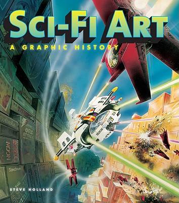 Sci-Fi Art Cover