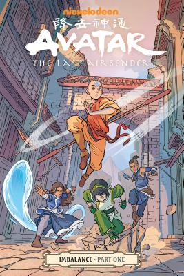 Avatar: The Last Airbender-Imbalance Part One Cover Image