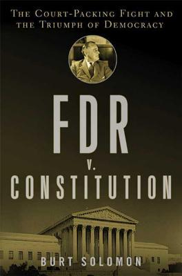 FDR v. The Constitution Cover