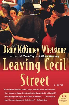 Leaving Cecil Street Cover Image