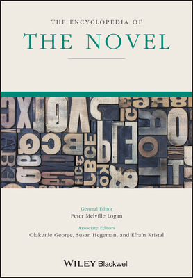 The Encyclopedia of the Novel (Wiley-Blackwell Encyclopedia of Literature) Cover Image