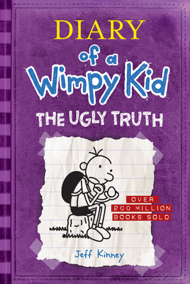 The Ugly Truth (Diary of a Wimpy Kid #5) Cover Image