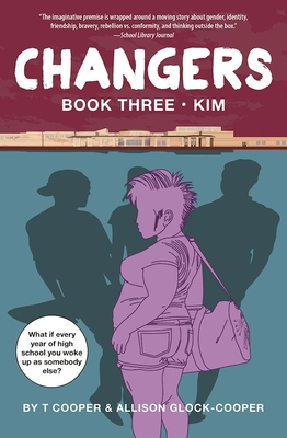 Kim (Changers #3) Cover Image