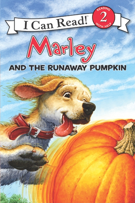 Marley and the Runaway Pumpkin Cover