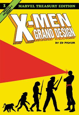 X-Men: Grand Design Cover Image