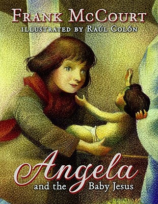 Angela and the Baby Jesus Cover