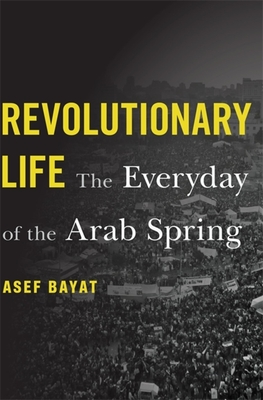 Revolutionary Life: The Everyday of the Arab Spring Cover Image