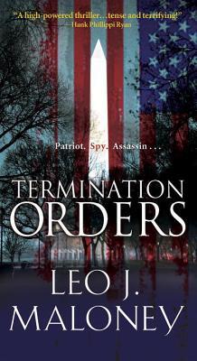 Termination Orders (A Dan Morgan Thriller #1) Cover Image