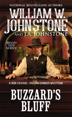 Buzzard's Bluff (Ben Savage, Saloon Ranger #1) Cover Image