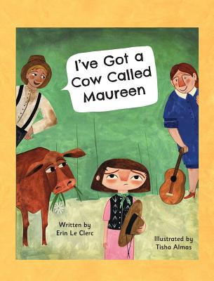 Cover for I've Got a Cow Called Maureen