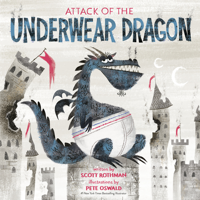 Attack of the Underwear Dragon Cover Image